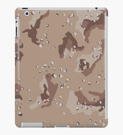 Camouflage Desert iPad iPad Case/Skin