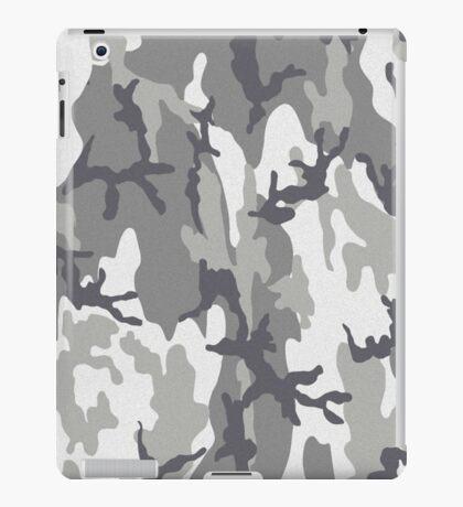Camouflage - Urban iPad iPad Case/Skin