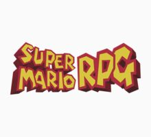Super Mario RPG Revamped Logo by Jack-O-Lantern