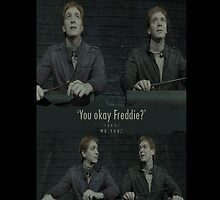 Harry Potter: Fred & George - Iphone Case  by sullat04