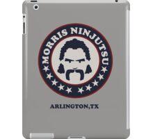Morris Ninjutsu, Arlington Texas iPad Case/Skin