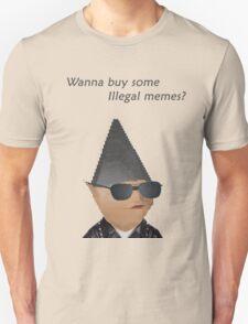 Illegal Memes Unisex T-Shirt