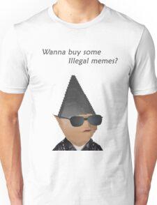 Gnome Child - Illegal Memes Unisex T-Shirt