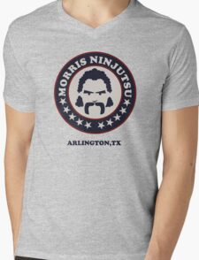 Morris Ninjutsu, Arlington Texas Mens V-Neck T-Shirt