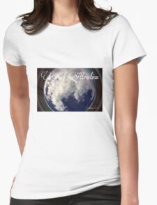 Law of Attraction Womens Fitted T-Shirt