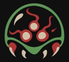 Metroid Design by Jack-O-Lantern