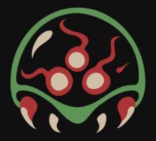 Metroid Design by Jack-O-Lantern