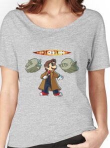 Doctor Mario Women's Relaxed Fit T-Shirt