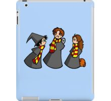 Harry, Ron and Hermione iPad Case/Skin