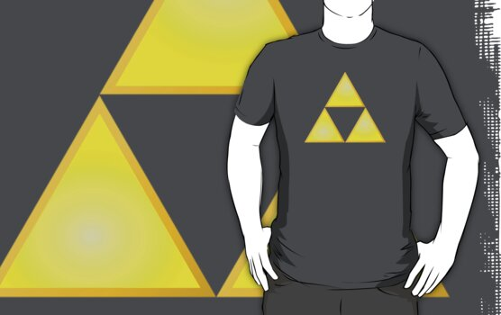 Triforce by Jack-O-Lantern