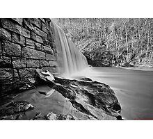 Black Water Creek Photographic Print