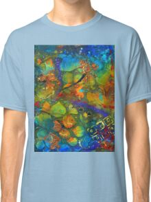 An Aquatic Wine Party Classic T-Shirt