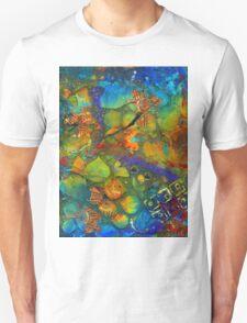 An Aquatic Wine Party Unisex T-Shirt