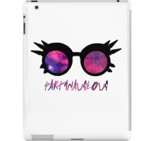 PARTYNAUSEOUS iPad Case/Skin