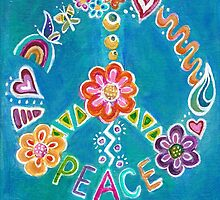 Peace by Kristen Fagan