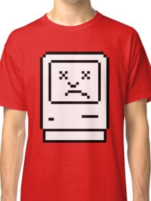 Sad Mac 2 (dark background) Classic T-Shirt