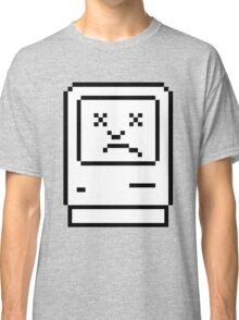 Sad Mac 2 (dark background) Classic T-Shirt