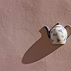 Teapot wall decoration by Cebas