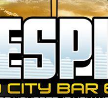 Bespin: Cloud City Bar & Grill Sticker