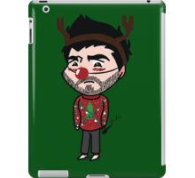 A SourWolf For Christmas  iPad Case/Skin