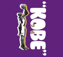 """Kobe"" in Purple by ArtOnMySleeve"