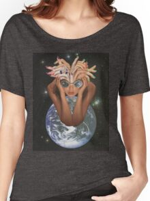 Lucy in the Sky Women's Relaxed Fit T-Shirt