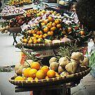 Fruit on Bikes by magnetik