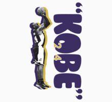 """Kobe"" in Lighter Colors by ArtOnMySleeve"