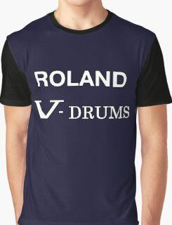 Roland V-Drums Graphic T-Shirt