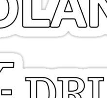Roland V-Drums Sticker