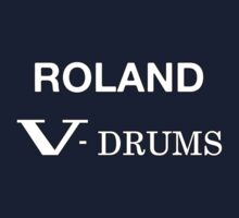 Roland V-Drums Kids Tee