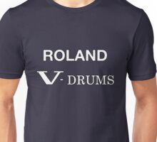 Roland V-Drums Unisex T-Shirt