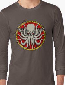 Seal of Cthulhu Long Sleeve T-Shirt