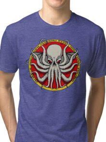 Seal of Cthulhu Tri-blend T-Shirt
