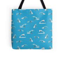 Surfer girls Tote Bag