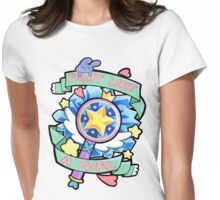 Star Butterfly Womens Fitted T-Shirt
