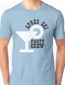 Apres ski party crew Unisex T-Shirt