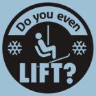 Do you even lift? by nektarinchen