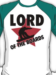 Lord of the boards T-Shirt