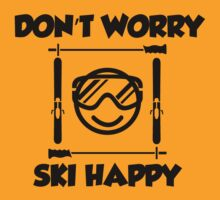 Don't worry, ski happy by nektarinchen