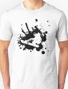 Snowboarder Style T-Shirt