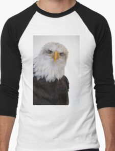 Bird of Prey Men's Baseball ¾ T-Shirt