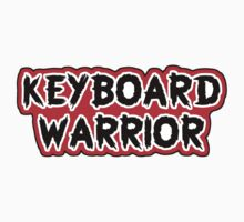 KEYBOARD WARRIOR! by TheFinalDonut