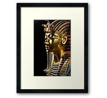 Tutankhamun Framed Print