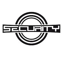 Security Circle Design by Style-O-Mat