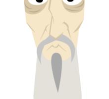 Saruman the White Sticker