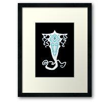 The Legend of Korra: Raava Framed Print