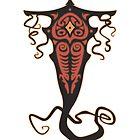 The Legend of Korra: Vaatu by jindesign