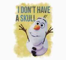 olaf! Kids Clothes