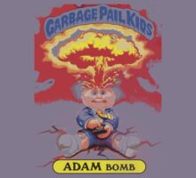 Garbage Pail Kids 80s Vintage T-shirt by Nasherr